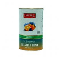 Herbata Zielona Cejlońska Earl Grey z Pomarańczą