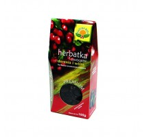 Herbata z owocami Derenia i Wiśni