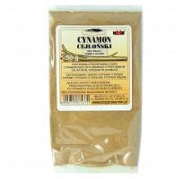 Cynamon Cejloński Mielony - NMR