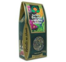 Herbata zielona z kwiatami polskimi - Natura Wita