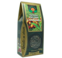 Herbata zielona z rokitnikiem - Natura Wita