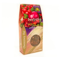 Herbata z owocami Żurawiny i Granatu - Natura Wita