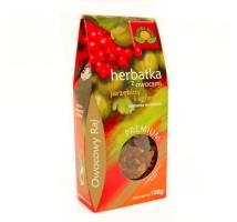 Herbata z owocami Jarzębiny i Agrestu - Natura Wita
