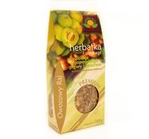 Herbata z owocami Pigwowca Japońskiego, Pigwy i Imbirem - Natura Wita