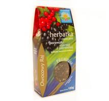Herbata z owocami Porzeczki Czarnej i Czerwonej - Natura Wita
