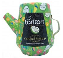 Herbata Zielona Tarlton Cardinal Soursop Graviola