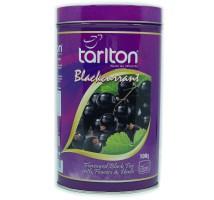 Herbata Czarna z czarną porzeczką - Tarlton Blackcurant