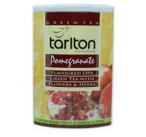 Herbata Zielona z granatem - TARLTON Pomegranate